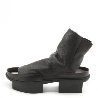 Trippen Overall f Box Damen Sandale schwarz
