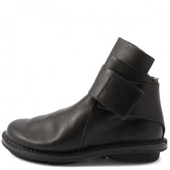 Trippen Base f Closed Damen Stiefelette schwarz