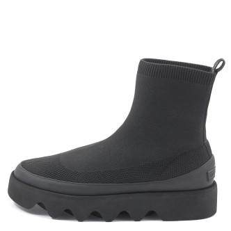 ISSEY Miyake Bounce Fit Boot Damen Stiefelette schwarz