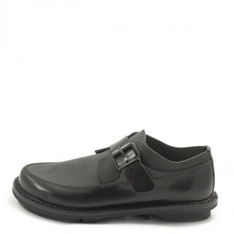 Trippen Transform m Closed Herren Slipper schwarz