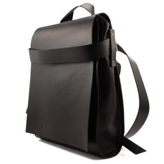 Trippen Unisex-Rucksack Bagpack big schwarz
