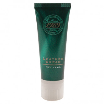 Collonil 1909 Leather Cream 75 ml farblos