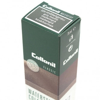 Collonil Waterstop 75 ml grau