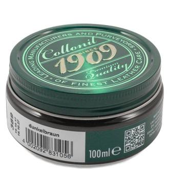 Collonil 1909 Supreme Crème De Luxe 100 ml dunkelbraun