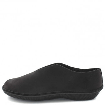 Loints of Holland, 39002 Turbo Twisk Damen Slipper, schwarz