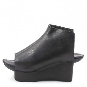Trippen, Dock Happy Damen Absatz-Pantoletten, schwarz