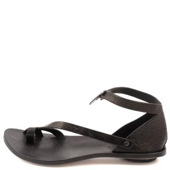 CYDWOQ, Tomcat Damen-Sandale, schwarz