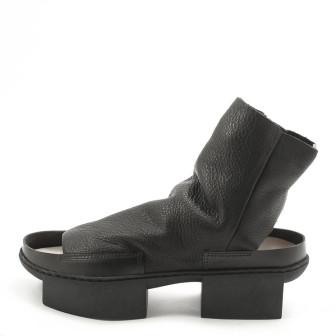 Trippen, Overall f Box Damen Sandale, schwarz