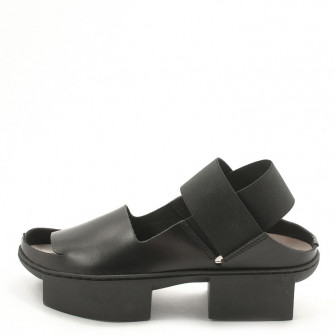 Trippen, Revise f Box Damen Sandale, schwarz