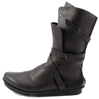 Trippen, Shield f Penna Damen-Stiefel, schwarz