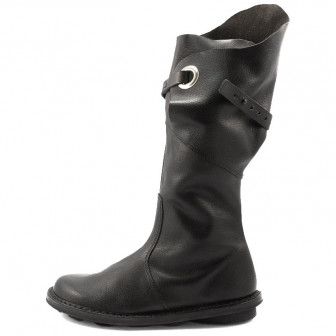 Trippen, Warrior Closed Damen-Stiefel, schwarz