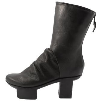 Trippen, Magma Happy Damen Absatz-Stiefel, schwarz