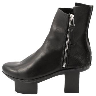 Trippen, Line Happy Damen Absatz-Stiefelette, schwarz