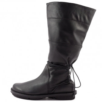 Trippen, SantaFe Closed Damen Stiefel, schwarz