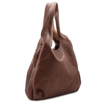 Trippen, Shopper L Damen Tasche, mittelbraun