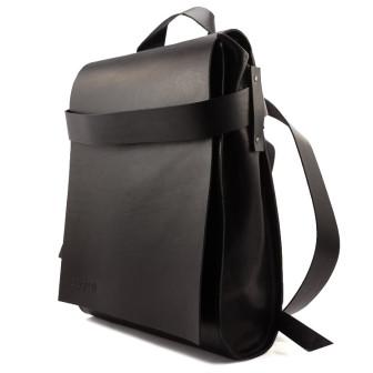 Trippen, Unisex-Rucksack Bagpack big, schwarz