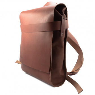 Trippen, Unisex-Rucksack Bagpack big, dunkelbraun