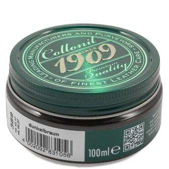 Collonil, 1909 Supreme Crème De Luxe 100 ml, dunkelbraun