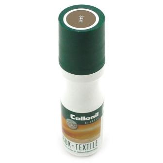 Collonil, Nubuk+Textile 100 ml, taupe