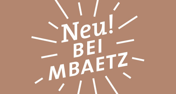 Neue Kollektion 2018 auf mbaetz.com