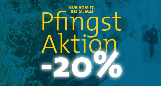 Pfingsten Aktion mbaetz.com