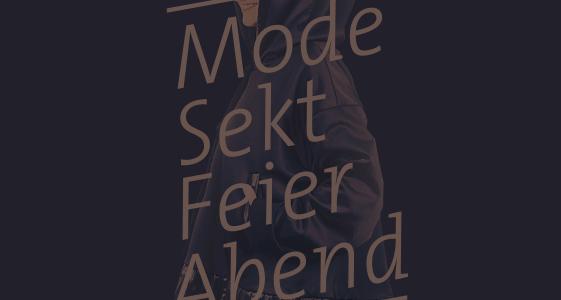 Mode Sekt Feier Abend: Mueller & Consorten Modenschau im MBAETZ.Store Erfurt